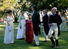 Dance the dances enjoyed by Lizzy Bennet, her sisters, and Mr Darcy!  Come to the Picnic at Pemberley, starting at 2pm on 15 September, at the Abbey Museum.