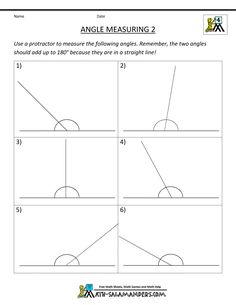 printable geometry sheets angle measuring 3 classroom angles worksheet 3rd grade math. Black Bedroom Furniture Sets. Home Design Ideas