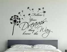 Stunning vinyl wall art graphic decal sticker ideal for any room in the home or office.This lovely design looks great on any interior wall and is available in various colours (shown above) and it's also available in 4 different sizes which are as follows:Small: 300mm x 200mm (appro