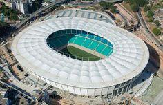 Mega Engenharia: Arena Fonte Nova – Salvador