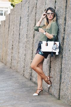 Ma Petite By Ans Shorts 8