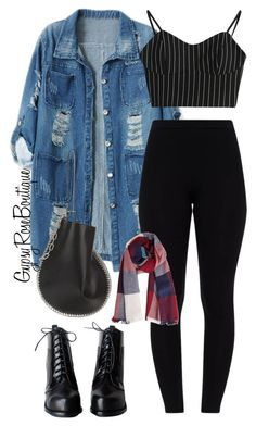 """#471"" by gypsyroseboutique on Polyvore featuring Chicnova Fashion and Alexander Wang"