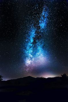 "tulipnight: ""Milky way by GretaLarosa on Flickr. """