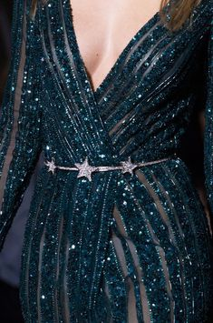 Details at Zuhair Murad Couture F/W 2015