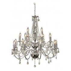 Chateau tak SL Krom   Lampehuset, kr 3999,-