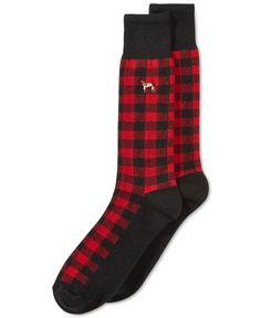 Polo Ralph Lauren Plaid Buffalo Socks