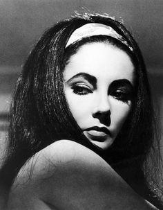 Elizabeth Taylor in Reflections in a Golden Eye (1967)