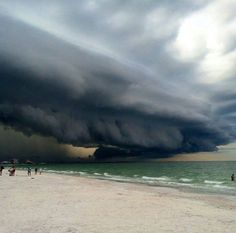Fantastic shot off St. Pete Beach Fl