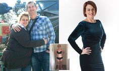Mother lost 21 stone after message from beyond the grave