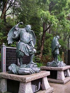 Estatuas japonesas