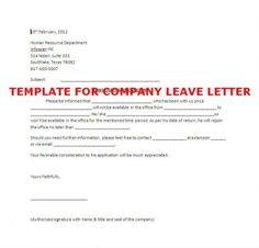 Template vacation leave letter writerjongwebfc2 template vacation leave letter spiritdancerdesigns Images