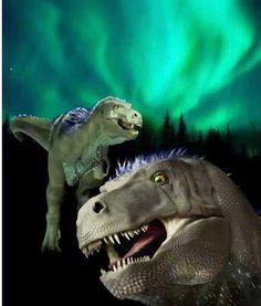 Dinosaur skull may reveal T. rex's smaller cousin from the north - http://scienceblog.com/71028/dinosaur-skull-may-reveal-t-rexs-smaller-cousin-from-the-north/