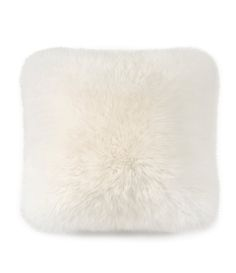Natural:UGG® Sheepskin Pillow
