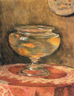 Goldfish 1908 Jozef Pankiewicz