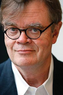 Garrison Keillor - this man can weave a story like no other.  Hope I make it to a taping of A Prairie Home Companion before he retires in a year! Performed @ the Greek Theatre June 6, 2014