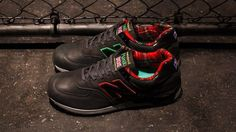 Men And Women New Balance 576 NB576 Shoes M576PUN Made UK Fluctuate Black A Bohemian Lifestyle, Made In Uk, New Balance Shoes, Men And Women, My Style, Sneakers, Punk, Black, Fashion