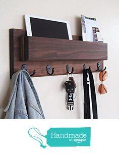entryway organizer coat hooks mail storage and key hooks with shelf mail organizer coat rack backpack hooks apartment pinterest mail storage