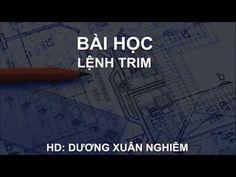 Bài 22 | Lệnh TRIM | Hướng dẫn sử dụng AutoCAD (Lồng tiếng VIỆT + Full HD)