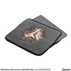 Relentless Recurrence iPad Mini/Air/Macbook Sleeve