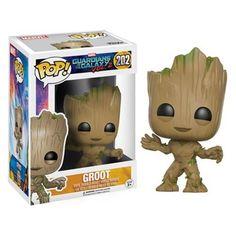 Guardians of the Galaxy Vol. 2 Groot Pop! Vinyl Figure