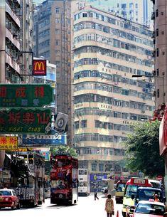 Wan Chai Heritage - Hong Kong.