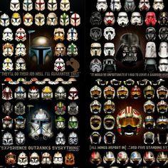 Choose your clone ? #legions #clonewars #starwars #starwarsclonewars #clonetrooper #jedi #arctroopers #force #star #wars #anakinskywalker…