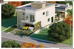 Sobrado - 3 Quartos - 214.96m² - Monte Sua Casa