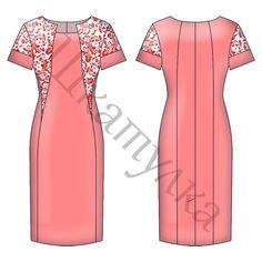 English Dress, Fancy Dress Design, Nice Dresses, Dresses For Work, Batik Dress, Business Dresses, Sewing Clothes, Clothing Patterns, Designer Dresses