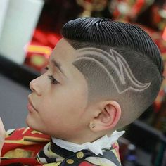 Muy Bueno @itsshayplay  my son is going to look great with this cut