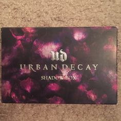 Eyeshadow pallet Urbana decay, brand new, never used or swatches, still in box Urban Decay Makeup Eyeshadow