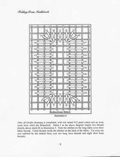 Gallery.ru / Фото #1 - Folding Cross Needlebook - ElenaSCH