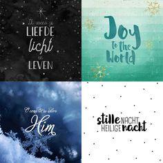 Christelijke Kerstkaarten