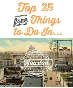 25 FREE Things To Do In Houston, TX Traveling to Houston, TX? Don't spend a ton of money when there are plenty of things you can do for free!Traveling to Houston, TX? Don't spend a ton of money when there are plenty of things you can do for free! Texas Travel, Travel Usa, Travel Tips, Seattle Travel, Road Trip Usa, Houston Activities, Free Activities, Outdoor Activities, Texas Vacations