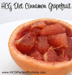 Grapefruit is one of the best HCG fruit options for fast weight loss on the HCG ., Grapefruit is one of the best HCG fruit options for weitestgehend weight loss on the HCG . Grapefruit is one of the best HCG fruit options for weite. Healthy Snacks, Healthy Eating, Healthy Recipes, Easy Recipes, Dieta Hcg, Grapefruit Recipes, Broiled Grapefruit, Hcg Diet Recipes, Hcg Meals