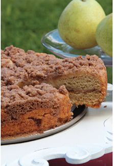 Living Without - Gluten-Free Coffee Cake - Recipes Article.  I think I need to make it this week.  Looks delicious!