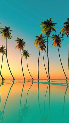 Atoll paradise