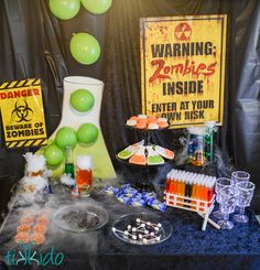 Check out these wickedly awesome Halloween parties for inspiration! You can put one together too!