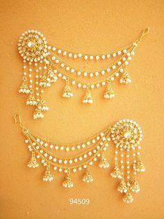 Wonderful Black Gold Jewelry For Beautiful Pieces Ideas. Breathtaking Black Gold Jewelry For Beautiful Pieces Ideas. Indian Jewelry Earrings, Real Gold Jewelry, Jewelry Design Earrings, Gold Jewellery Design, India Jewelry, Resin Jewellery, Indian Jewelry Sets, Jewellery Sale, Egyptian Jewelry