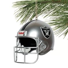 Oakland Raiders Christmas Ornaments, Stocking, Tree Topper ...