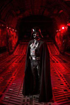 Darth Vader artwork.