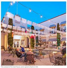 Paisano Hotel, Marfa, TX