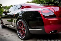 Atlanta luxury car photography by Christopher Brock - www.chrisbrockfilms.com