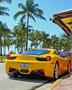 Ferrari 458.  Car of the Day: 29 June 2014.                                                                                                                                                                                 More