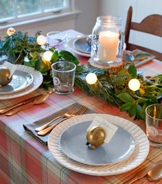 22 Most Beautiful Christmas Table Decorations | Cathy