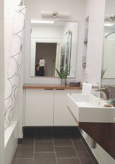 """The """"No Space to Move Around in There"""" Bathroom Makeover — Makeovers: Bathroom Renovation"""