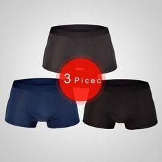 Boxer Breathable Underwear Men Panties Men Underwear Absorbent Panties Boxer Shorts