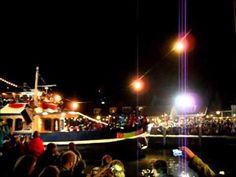 Stoomboot vaart richting Elburg, 2014