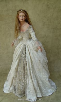 Tom Francirek and Andre Oliveira Collectible Dolls - Dollhouse Dolls, Miniature Dolls, Fashion Dolls, Bride Dolls, Old Dolls, Collector Dolls, Barbie Clothes, Barbie Gowns, Cute Dolls
