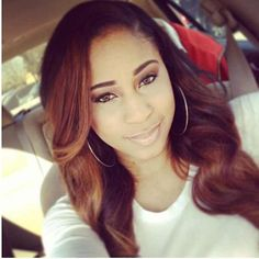 I'm def getting a sew-in to look like this!!