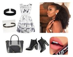 """""""Church 2"""" by fashionlover351 ❤ liked on Polyvore featuring Fiebiger, SWEET MANGO and ASOS"""